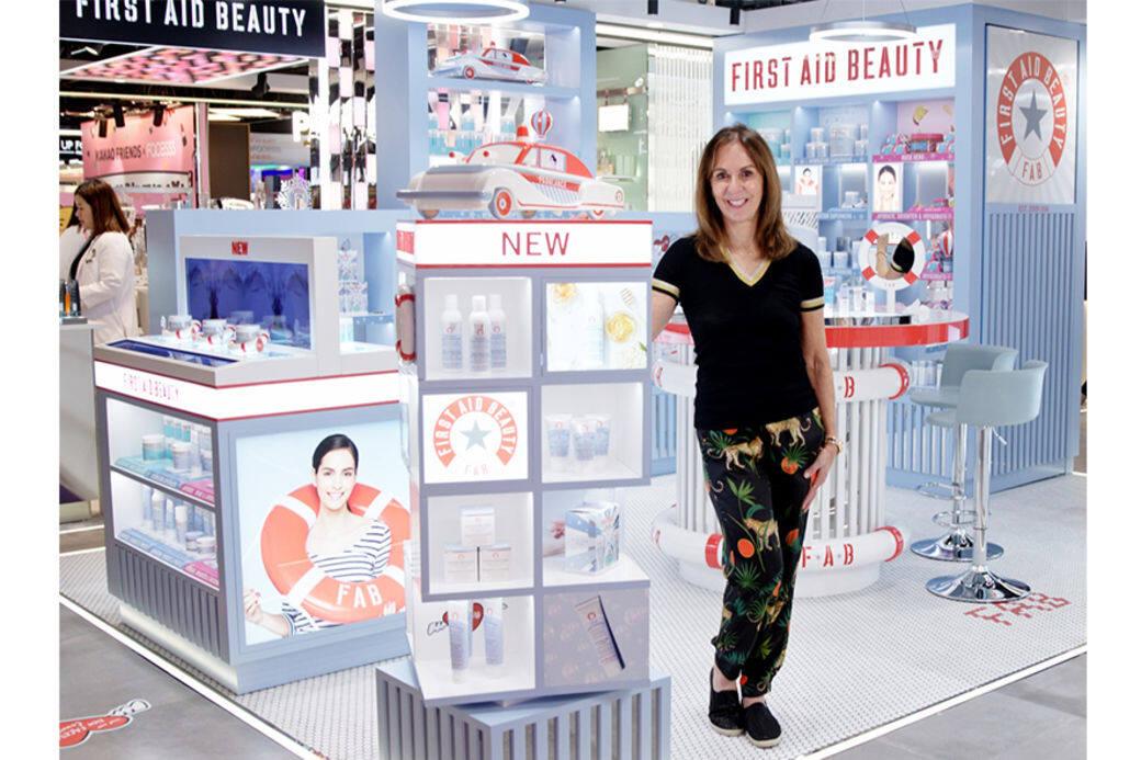 人氣敏感肌護膚品牌抵港!First Aid Beauty 創辦人分享轉季護膚小貼士! | ELLE HK